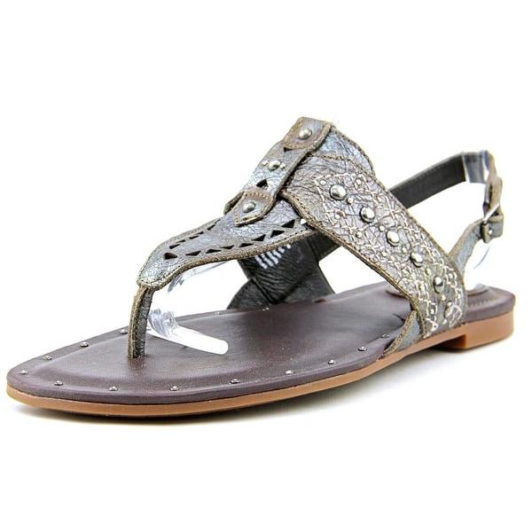 Ariat Quartz Open-Toe Leather Slingback Sandal