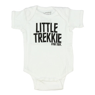 Star Trek Little Trekkie Baby Romper Snapsuit