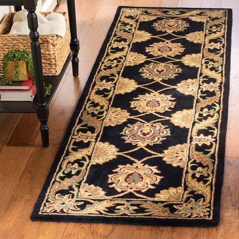 SAFAVIEH Handmade Heritage Karissa Traditional Oriental Wool Rug