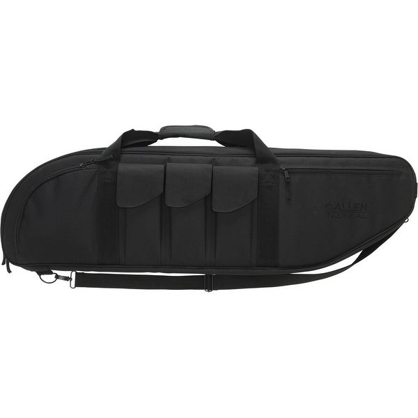 "Tactical Rifle Case Battalion Shoulder Strap 34"" Black"