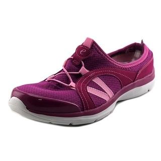Easy Spirit e360 Quade Women Round Toe Synthetic Purple Flats
