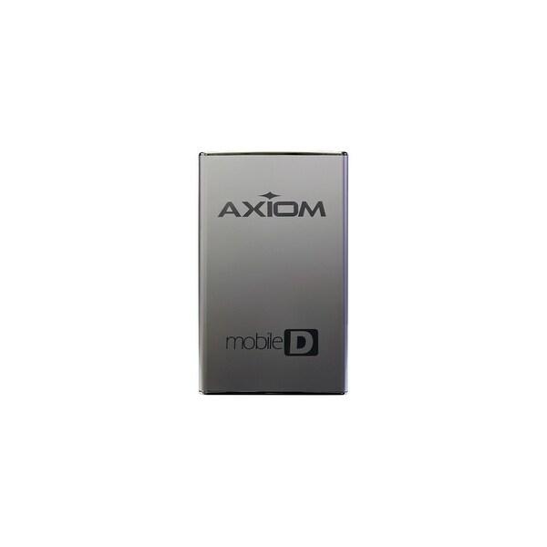 "Axion USB3HD255750-AX Axiom Mobile-D 750 GB 2.5"" External Hard Drive - USB 3.0 - SATA - 5400 - Hot Swappable"
