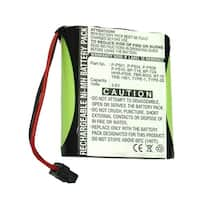 Replacement Battery For Panasonic KX-TG2583B Cordless Phones - P504 (700mAh, 3.6v, NiMH)