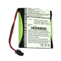 Replacement Battery For Panasonic KX-TG2583W Cordless Phones - P504 (700mAh, 3.6v, NiMH)