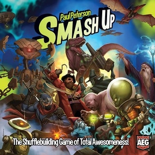 Smash Up Game - multi
