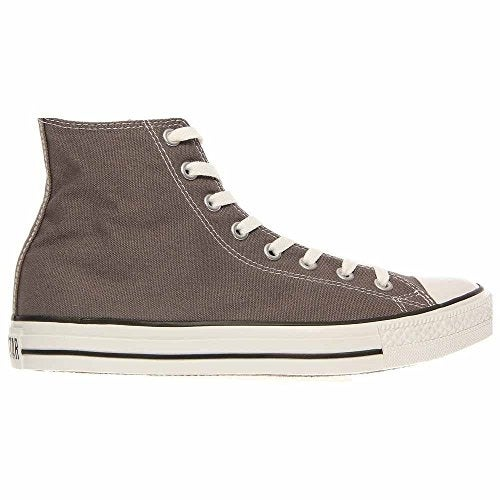 Converse 's CONVERSE ALL STAR HI SEASNL BASKETBALL SHOES 7 (CHARCOAL)