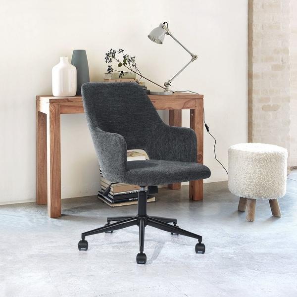FurnitureR Lenworth Home Office Desk Chairs. Opens flyout.