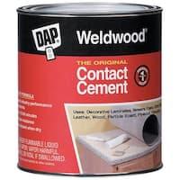 Dap Weldwood 00271 Original Contact Cement, Pint