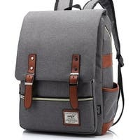 Vintage Casual Canvas Backpack Large Capacity Backpack
