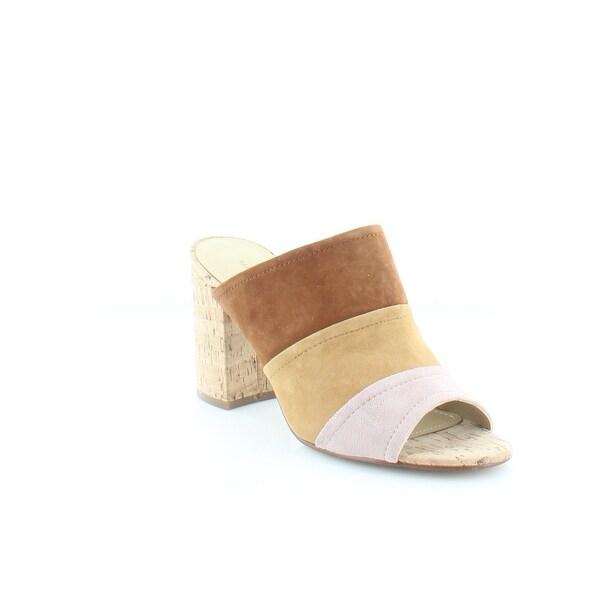 Marc Fisher Prenna Women's Sandals & Flip Flops Brown Multi