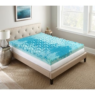 Henredon GelLux Memory Foam  Mattress Topper
