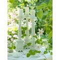 "LED Lighted Pillar Candles in Garden Canvas Wall Art 15.75"" x 11.75"" - Thumbnail 0"