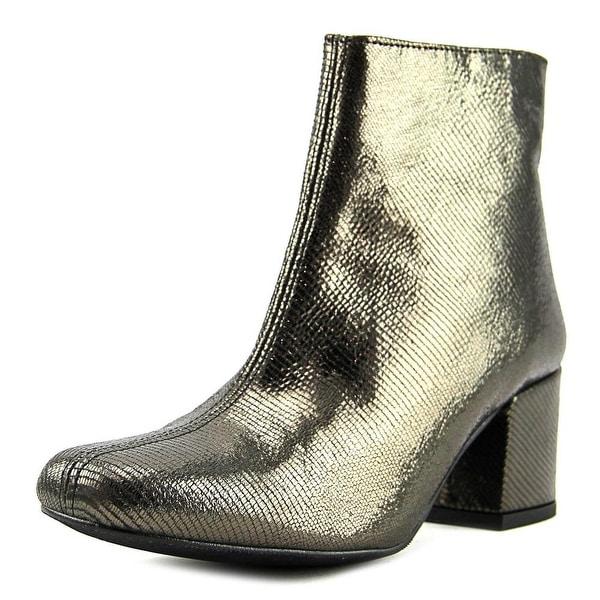Sixtyseven 78337 Women Sender Plomo/Black Boots
