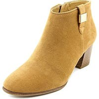 Alfani Womens Leoh Closed Toe Ankle Fashion Boots