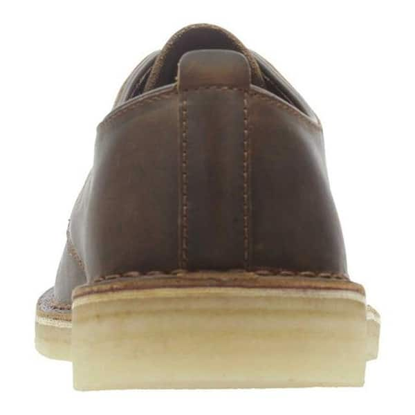 548d661d Shop Clarks Men's Desert London Beeswax Full Grain Leather - Free ...