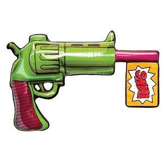 DC Comics The Joker Inflatable Gun Costume Accessory - Multi