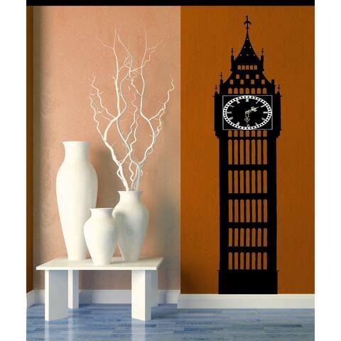 Big Ben, London Tower Wall Decal