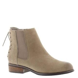 ARRAY Womens logan Leather Closed Toe Mid-Calf Fashion Boots