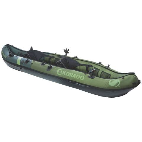 Sevylor colorado 2 person inflatable fishing kayak 2000014133