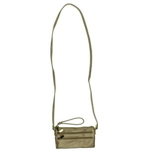Stella & Max Womens Be Mine Convertible Wristlet Crossbody Handbag - SMALL