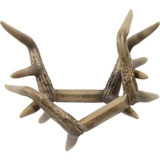 Flextone calls fgdeer00064 flextone battle bones w/antler mass technology & offset hndls
