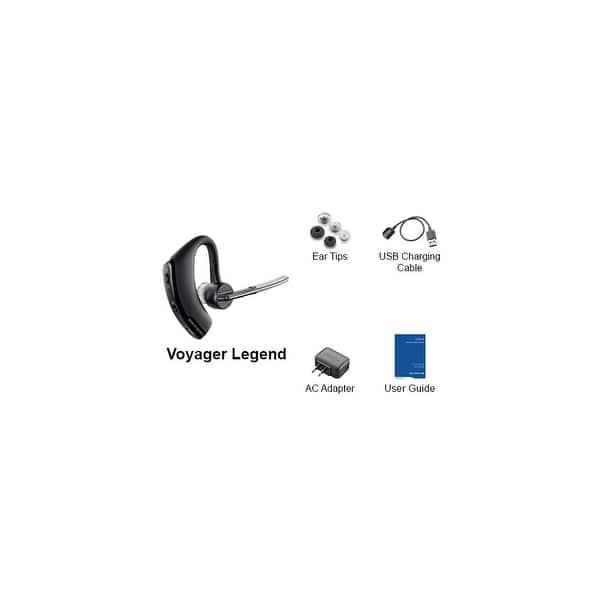 Shop Plantronics Voyager Legend Plantronics Voyager Legend Overstock 28603308