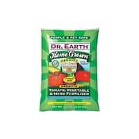 Dr. Earth 711 Home Grown Tomato, Vegetable & Herb Fertilizer, 12 lbs