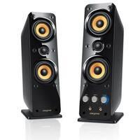 Creative 51Mf1615aa002 Gigaworks Ii Series T40 2.0 Speaker System, Glossy Black
