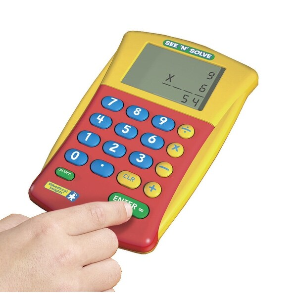 Educational Insights See N Solve Visual Calculator
