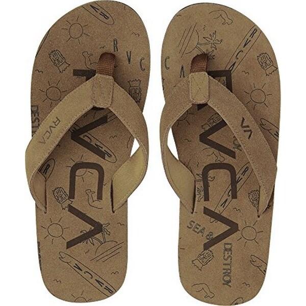Rvca Mens Federal Sandal