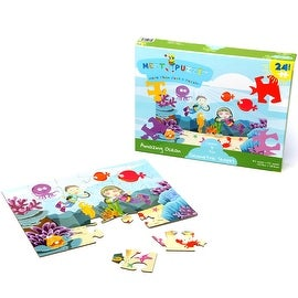 Meet Puzzi - Educational Puzzles