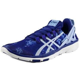 Asics Gel-Fit Sana Round Toe Synthetic Sneakers