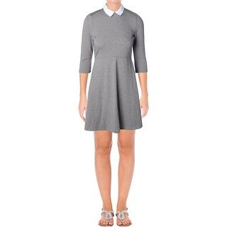 French Connection Womens Wear to Work Dress Collared 3/4 Sleeve (3 options available)