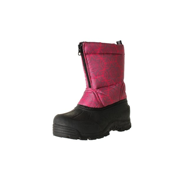 Northside Girls Winter Boots Faux Fur Lined Insulated