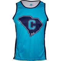 Adrenaline Promotions Women's The Citadel Run/Tri Singlet - Blue