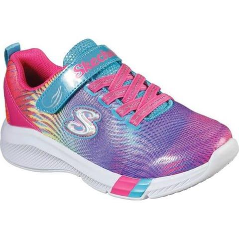 Skechers Girls' Dreamy Lites Sunny Sprints Sneaker Multi