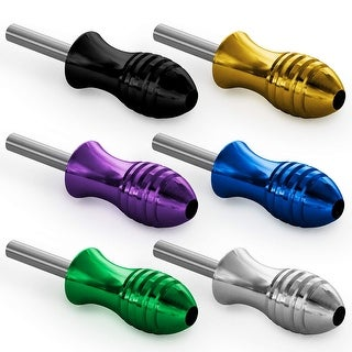 ACE Needles 4 Fish Tattoo Machine Grips - Multiple Colors Available