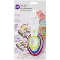 Scoop-It Batter Spoons Set 3/Pkg-