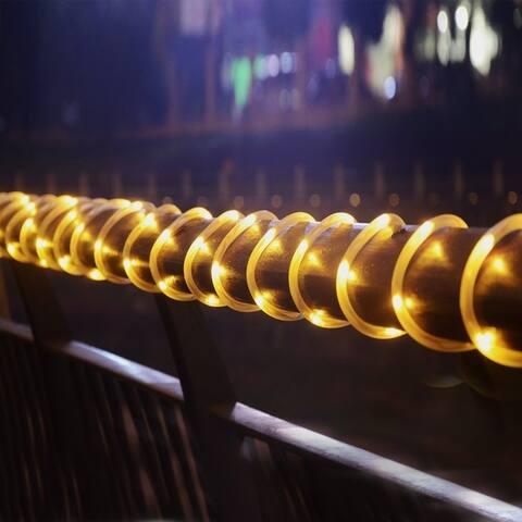 33ft 100LEDs Starry String Lights, Waterproof, 3000K Warm White