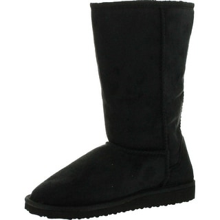"Soda Soong"" Womens Soft Fur Eskimo Boots"""