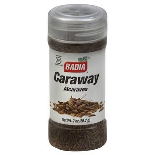 Badia Spices Caraway Seed - (Case of 12 - 2 oz)
