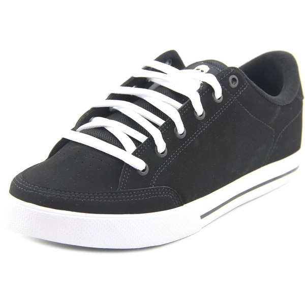 C1rca AL 50 Men Round Toe Synthetic Black Skate Shoe