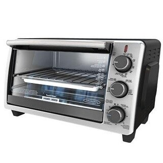 Applica TO19050SBDB 6-Slice Toaster Oven