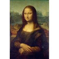 Mona Lisa (da Vinci) c. 1503 Masterpiece Classic (Art Print - Multiple Sizes)