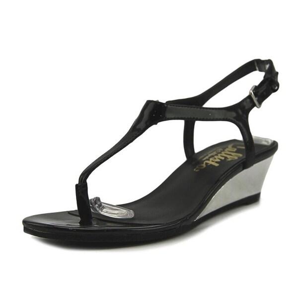Callisto Spring Women Black Sandals