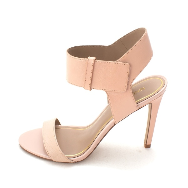 Nine West Womens Brodea Open Toe Bridal Ankle Strap Sandals - 8