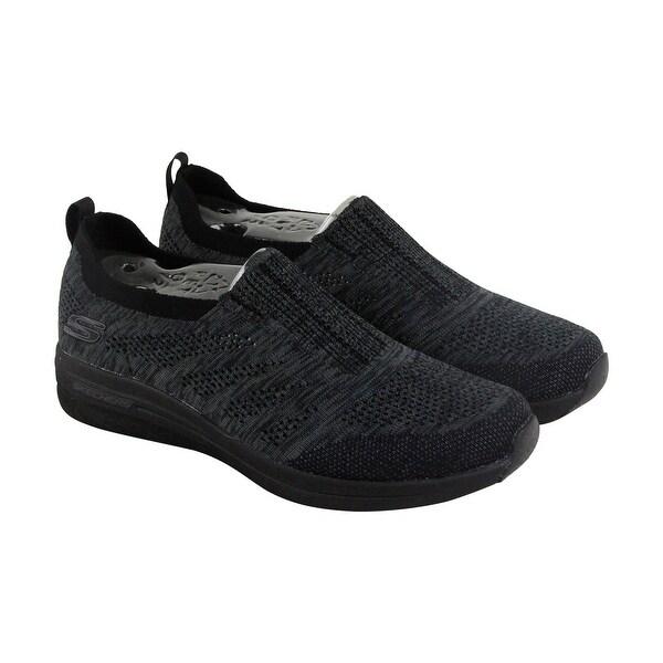 468e61ecab910 Shop Skechers Burst 2.0 Haviture Mens Black Textile Slip On Sneakers ...