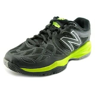 New Balance KC996 Round Toe Synthetic Tennis Shoe