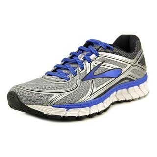 Brooks Adrenaline GTS 16 Men B Round Toe Synthetic Gray Trail Running