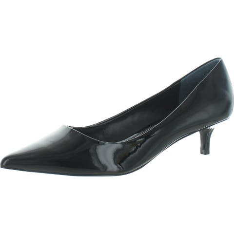 Charles by Charles David Womens Dare Pointed Toe Heels Patent Leather Dressy